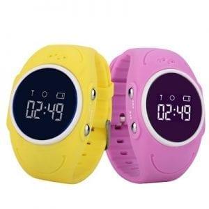 שעון TIPO – שעון טלפון עם GPS – ביטחון אישי לילד