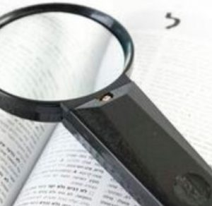 Magnifying Glass with flashlight