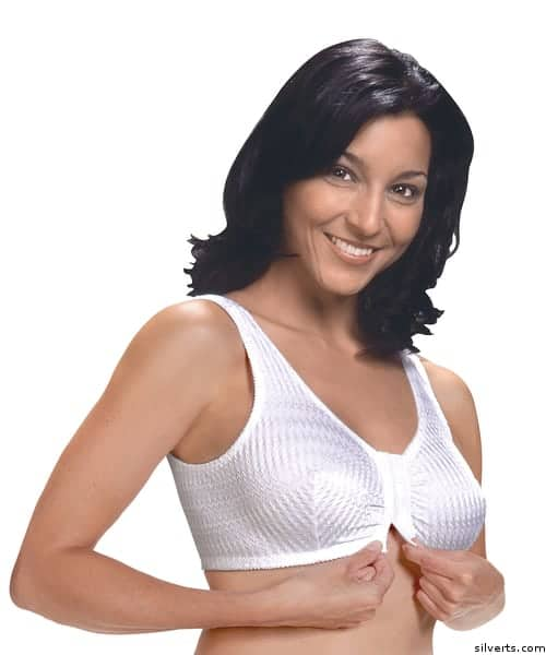 Comfort Bra with Front bracket