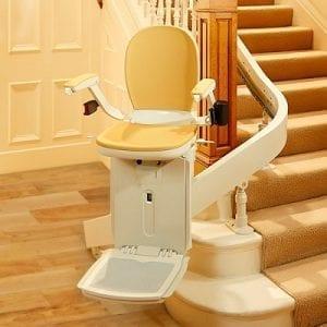 מעלון כיסא למדרגות