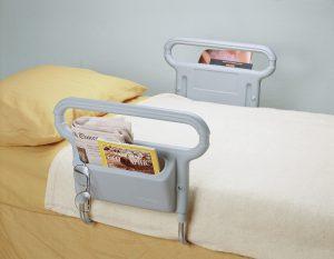 מעקה בטיחות למיטה – עזר לקימה