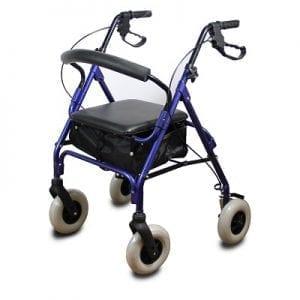 רולטור 4 גלגלי בלון