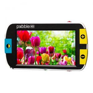 """טמ""""ס נייד 4.3 PEBBLE HD"""