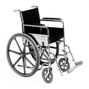 כסא גלגלים סטנדרטי Service