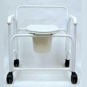 כסא שרותים ורחצה לניוד