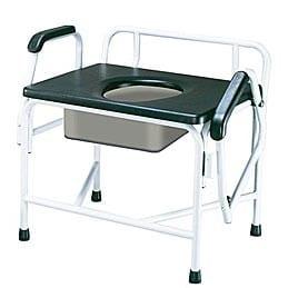 כסא שירותים בעל מושב מרופד