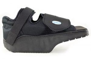 נעלי דרקו עם הגבהה לשחרור לחץ מקדמת כף הרגל