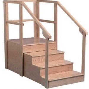 יחידה בעלת גרם מדרגות