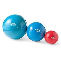 כדורי פיזיו במגוון קטרים.