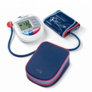 Tensoval Duo Control – מד לחץ דם למדידה כפולה