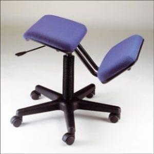 כסא ברכיים פנאומטי (יציבון)