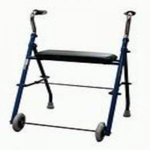 רולטור עם גלגלים קדמיים