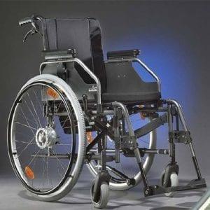Lightweight BASIC Wheelchair
