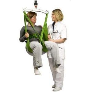 Hygiene Sling mod 40 41-L ערסל מנח ישיבה לשירותים