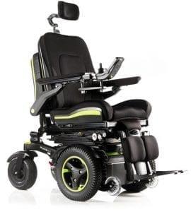 כיסא גלגלים ממנוע הנעה קדמית, פומה 40 Sedeo Ergo