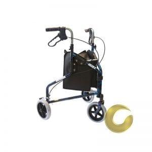 רולטור 3 גלגלים קל משקל