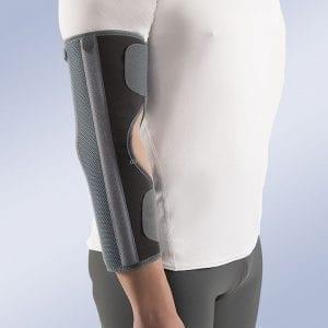מקבע למפרק המרפק לאחר ניתוח או פציעה במרפק
