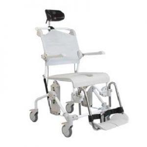 כסא רחצה ושירותים דגם סוויפט מובייל טילט