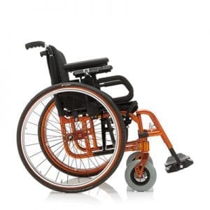 Lightweight Wheelchair chair-VARIOTRONIC