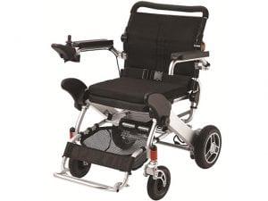 כסא גלגלים ממונע, חכם ומתקפל בקלות