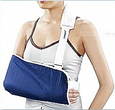 SHOULDER IMMOBILIZER – מקבע כתף