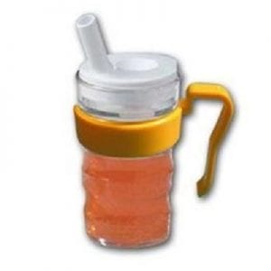 Transparent Cup with handle