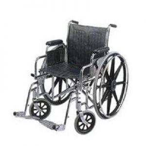 כסא גלגלים מוסדי