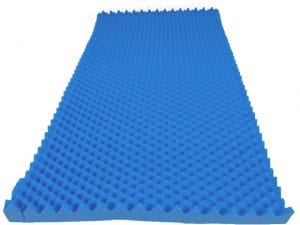 Large double Egg Mattress