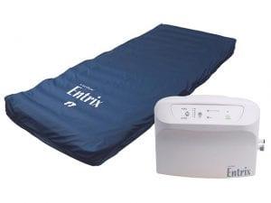 מזרון אוויר אקטיבי דינמי Entrix למניעת פצעי לחץ