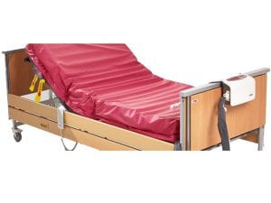 Dynamic air mattress for prevention and treatment of pressure wounds ' Domus 4 '