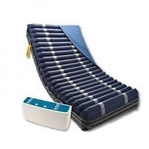 A dynamic air mattress for True Source for the prevention of high-risk pressure wounds