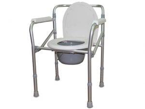 כסא שירותים – קומוד מתקפל