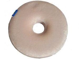 כרית ויסקו עגולה בצורת טבעת