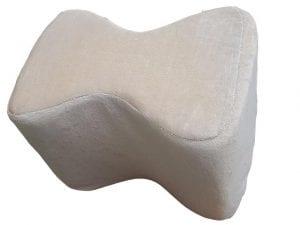 כרית אורטופדית להפרדת ברכיים במילוי ויסקו
