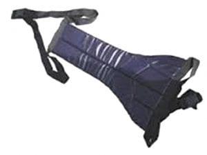 חגורה לכסא גלגלים למניעת החלקה
