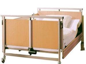 מיטה מתכווננת סיעודית חשמלית לכבדי משקל