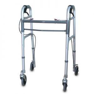Treadmill 4-Wheeled walker-Cosmotrade