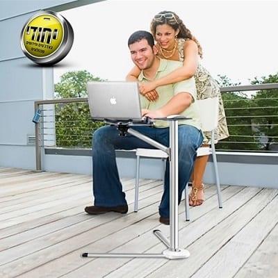 Luxury Laptop Floor Stand
