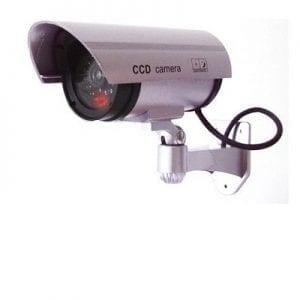 מצלמת דמה מקצועית לתנאי חוץ עם דמוי לדים אינפרה אדום