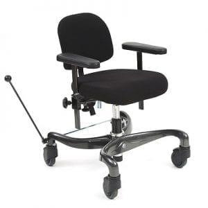 כסא עבודה דגם אירופלקס קלאסי