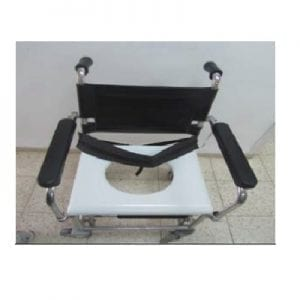 Pelvic Belt for bathing chair