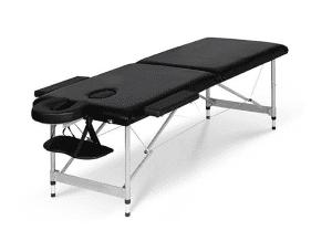 מיטת אלומיניום עם כנפיים Anlite II