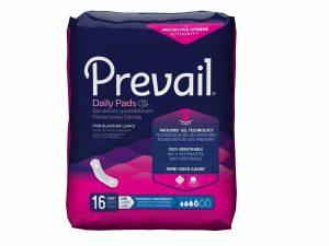 תחבושות לבריחת שתן – Prevail