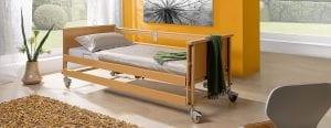 מיטה סיעודית ביתית ברומייר