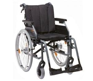 כסא גלגלים קל משקל דגם Basik Plus