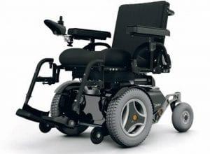 כיסא גלגלים הנעה קדמית דגם C300 PS