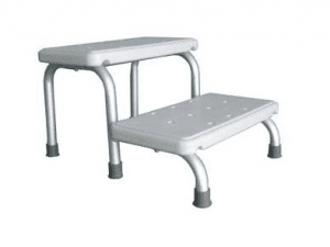 דרגש 2 קומות עם מושב פלסטיק LB-12037KD-6