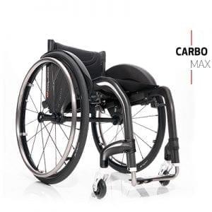 CARBO MAX – כיסא גלגלים אקטיבי