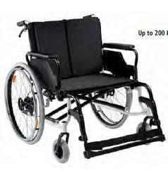 כסא גלגלים סטנדרטי דגם Caneo 200