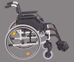 כסא גלגלים קל משקל דגם Caneo E